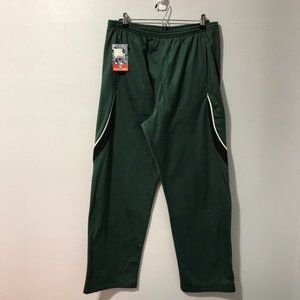 NEW Holloway Men's Green Athletic Sweatpants Large